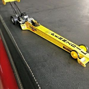 Racing champion NHRA dragster